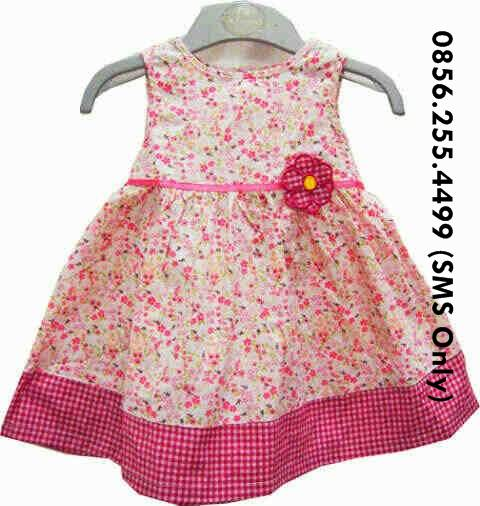 ZARA BABY PINK FLOWER - Baju Anak Perempuan - SMS Only 085.696.370.861